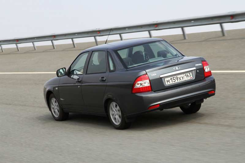 Photo of Lada Priora