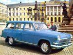 Газ м22 – 1962 ГАЗ 22 «Волга» Универсал