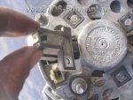 Щетки генератора 2106 – Как поменять щетки генератора на ВАЗ-2106