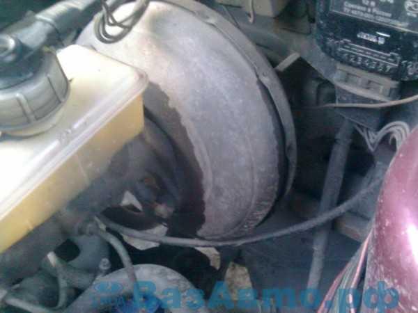 ремонт гтц ваз 2106