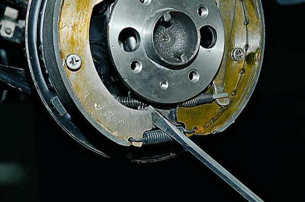 ремонт заднего тормозного цилиндра ваз 2106